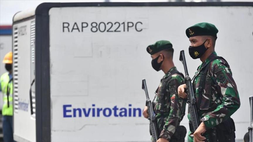 10 Juta Dosis Bahan Baku Vaksin Sinovac Tiba di Indonesia